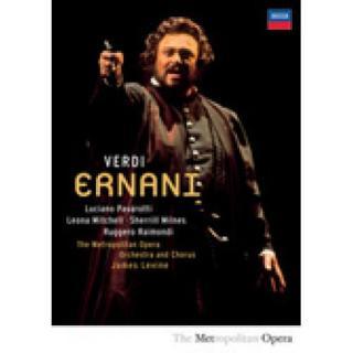 Ernani - VERDI GIUSEPPE [DVD]